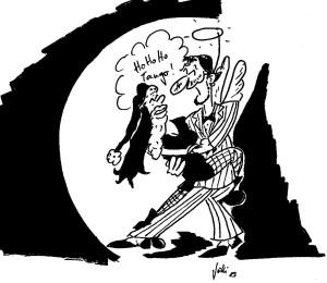 Cartoon Hohoho Tango